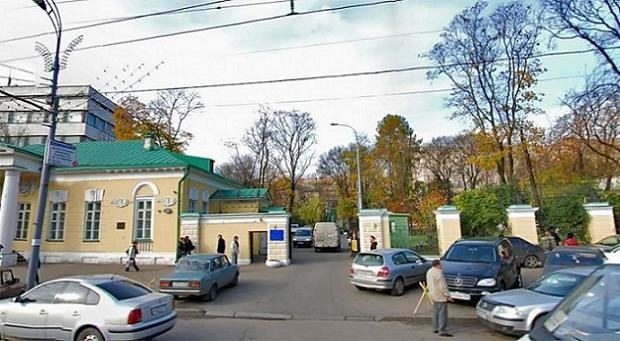 фотография Детской клинической больницы им. Н.Ф. Филатова на Садовой-Кудринской улице