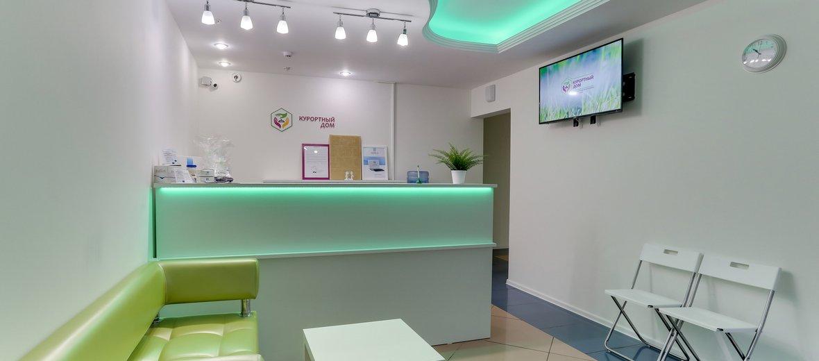 Фотогалерея - Центр массажа, физиотерапии и грязелечения Курортный Дом на Солнцевском проспекте