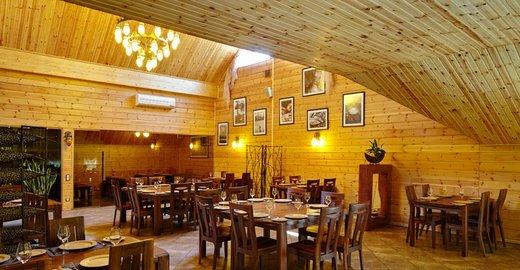 Ресторан Fish Point на Новорижском шоссе - Рецензии