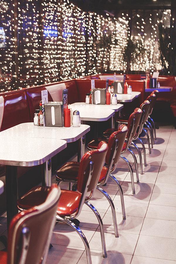 фотография Ресторана Starlite Diner на метро Октябрьская