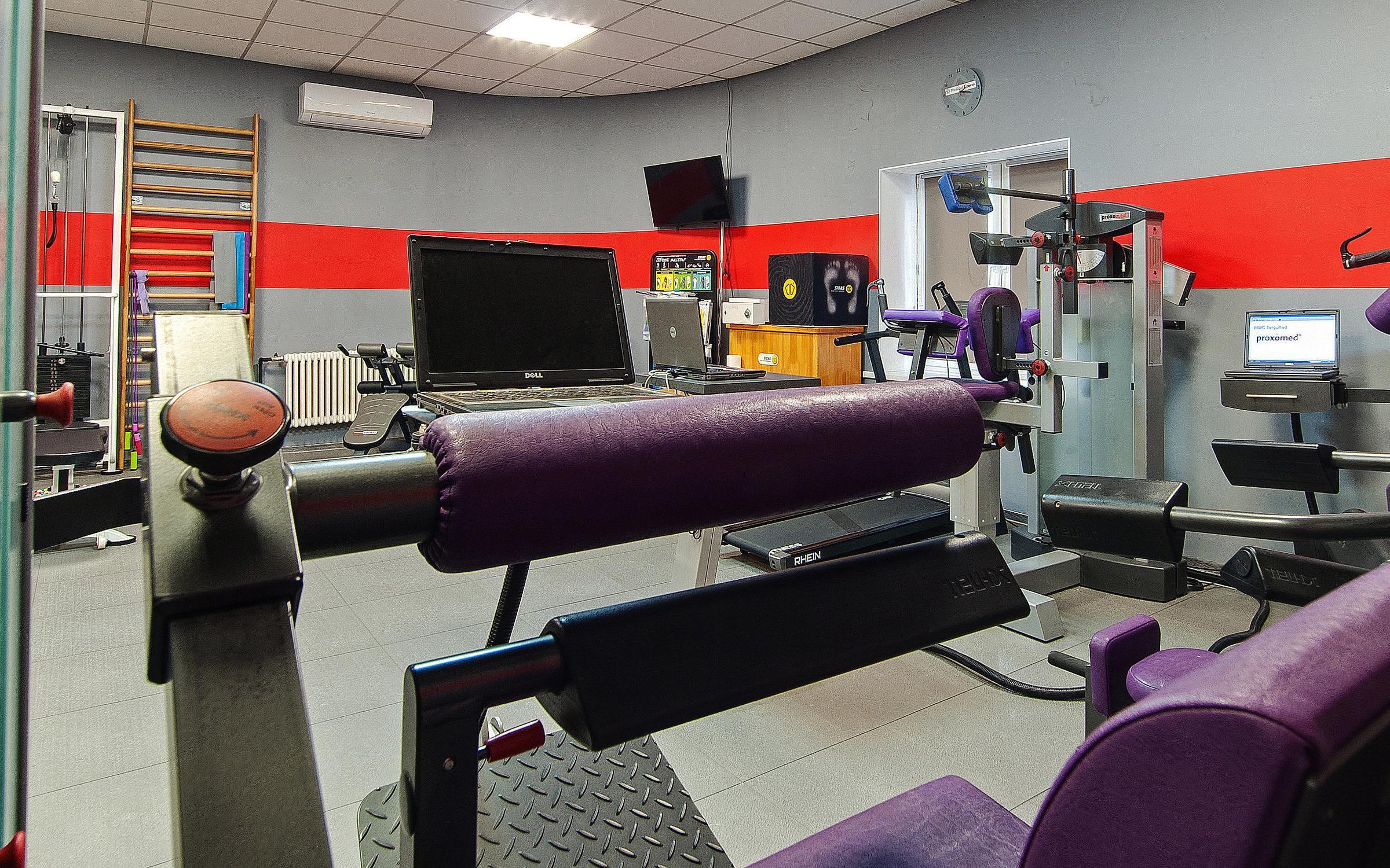 фотография Центра реабилитации Medical Fitness на Ленинградском шоссе