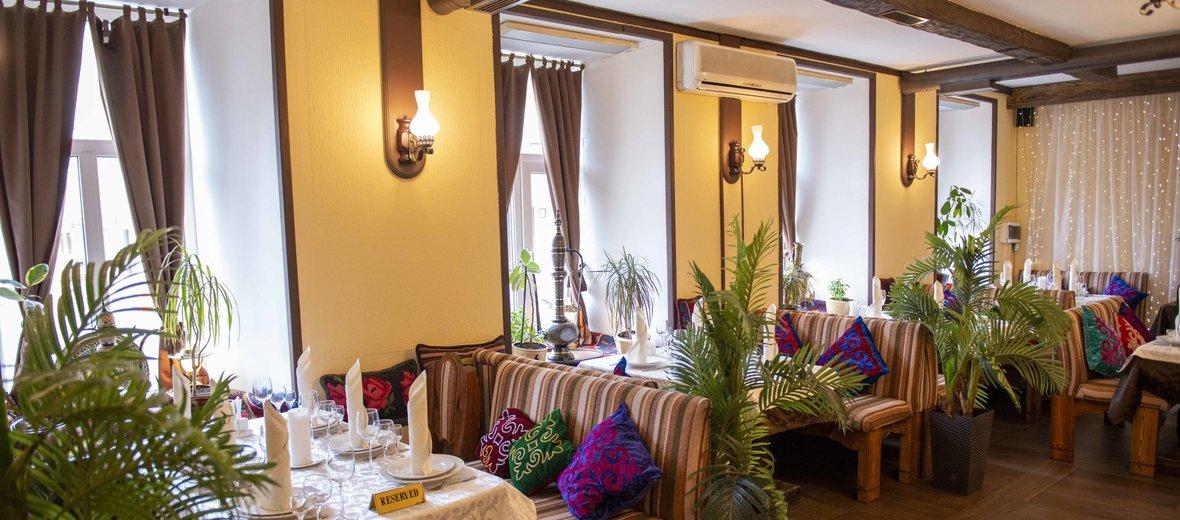 Фотогалерея - Ресторан Восточный дворик на Каланчёвской улице