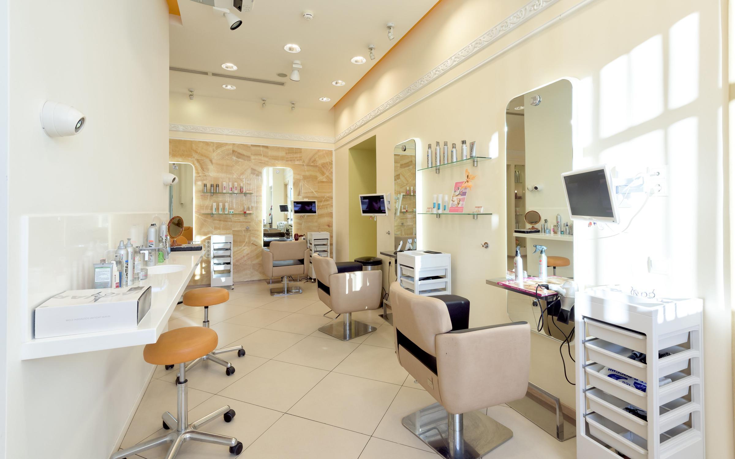 фотография Салона красоты и центра медицинской косметологии Солнечный блюз на улице Композиторов