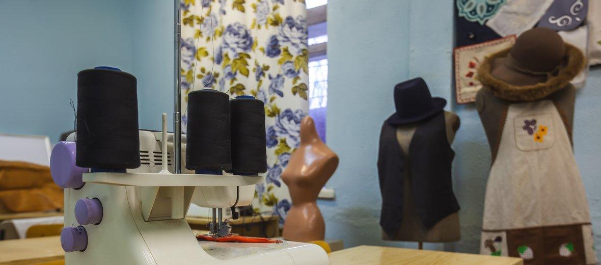 Фотогалерея - Учебный центр мастеров швейного производства ОАНО