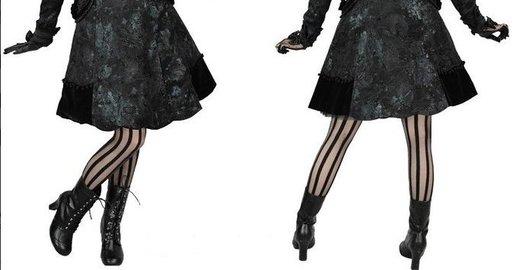 Гота одежда в москве ранетки личная жизнь жени