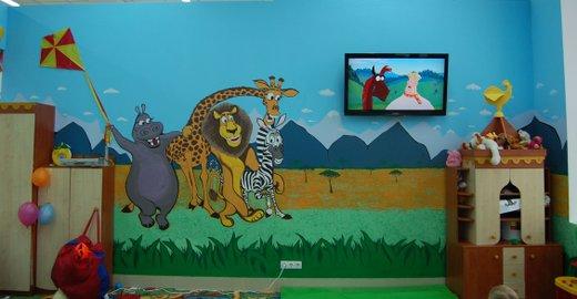 фотография Детская развлекательно-развивающая комната Тарзания в ТЦ Дарынок на Беломорской улице