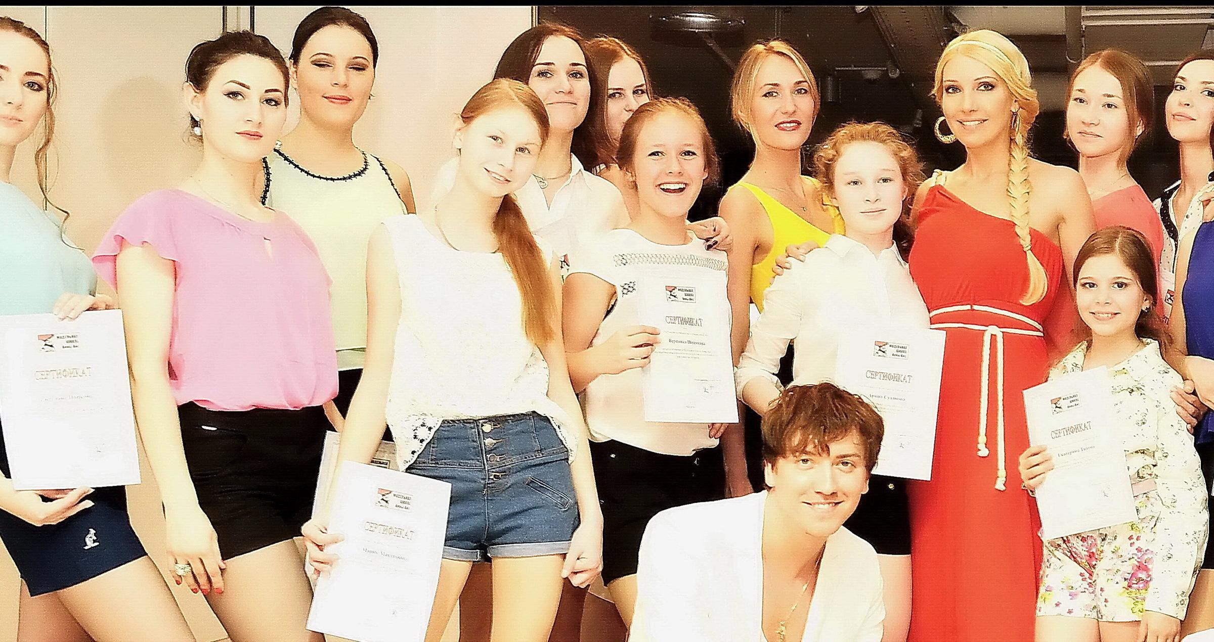 Модельная школа москва цены ковчин