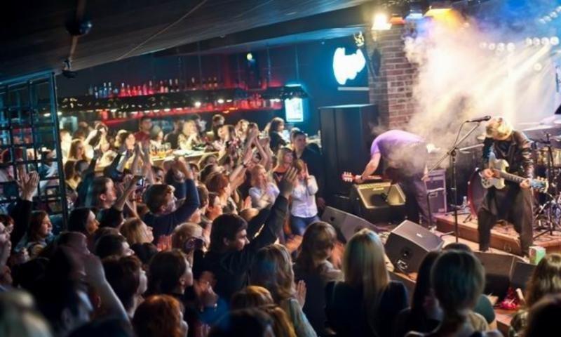 Фотогалерея - Rock Clubs