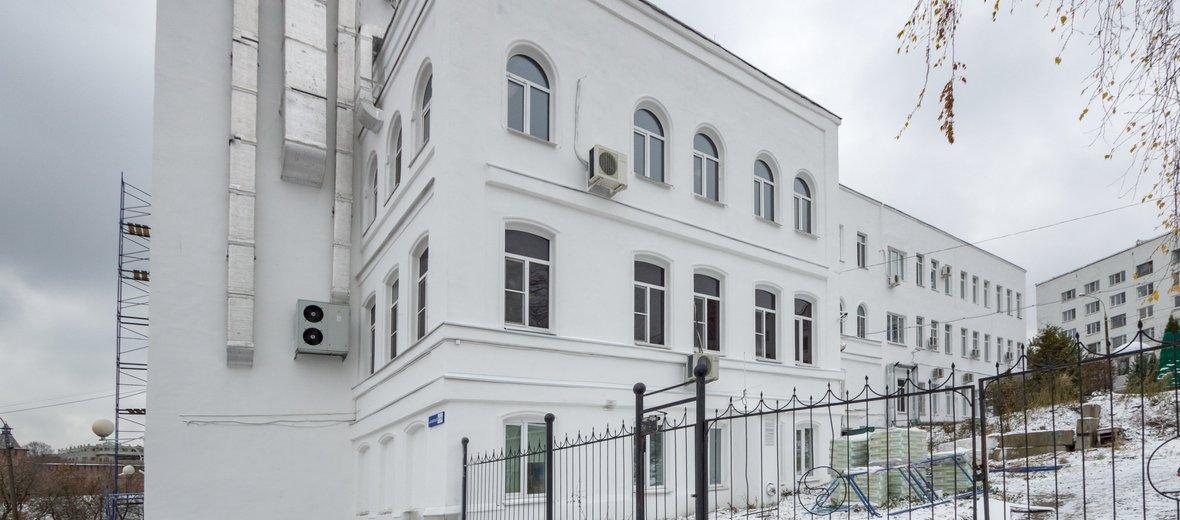 Фотогалерея - Клиническая больница №1 Приволжский окружной медицинский центр на метро Горьковская