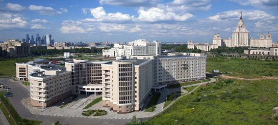 фотография Университетская клиника МГУ  МНОЦ на Ломоносовском проспекте