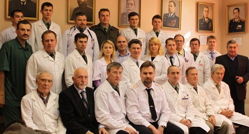 Военно-медицинская академия кардиология санкт-петербург медицинская справка при утере водительского удостоверения