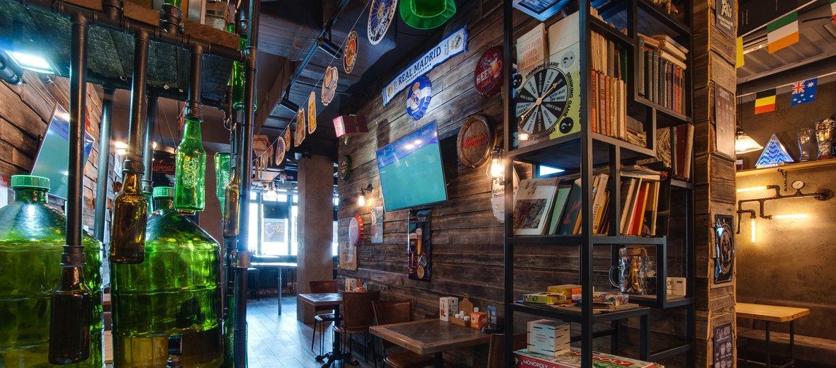 Фотогалерея - Ресторан BeerLoft на улице Мнёвники