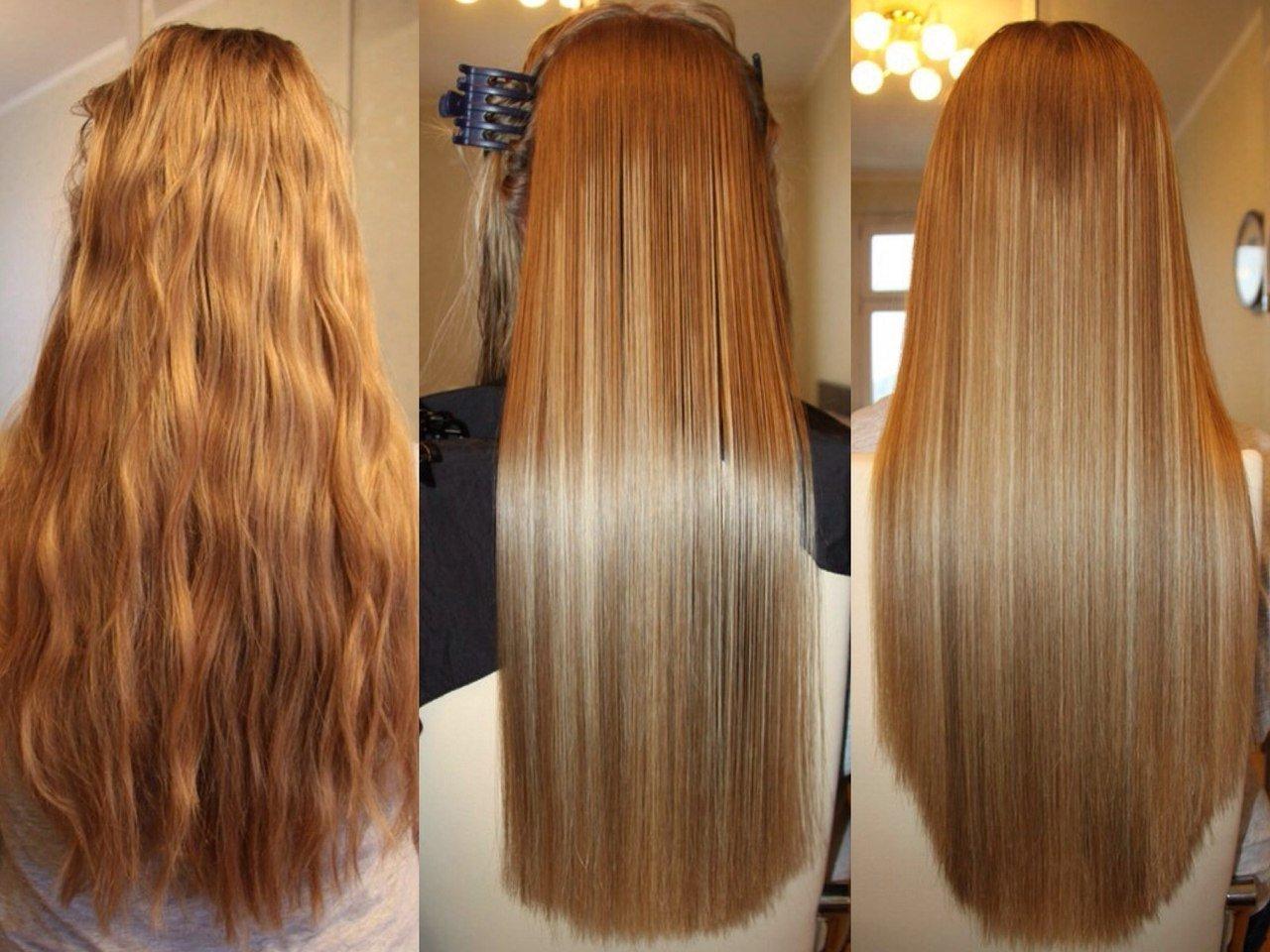 Уход за ламинированными волосами в домашних условиях