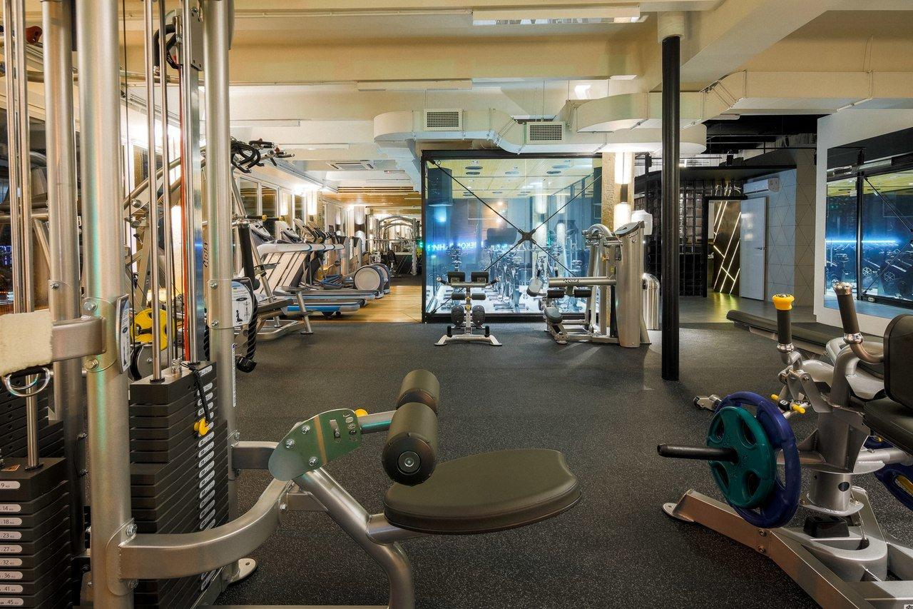 фотография Лаборатория фитнеса Капсула на Аргуновской улице, 10 стр 2