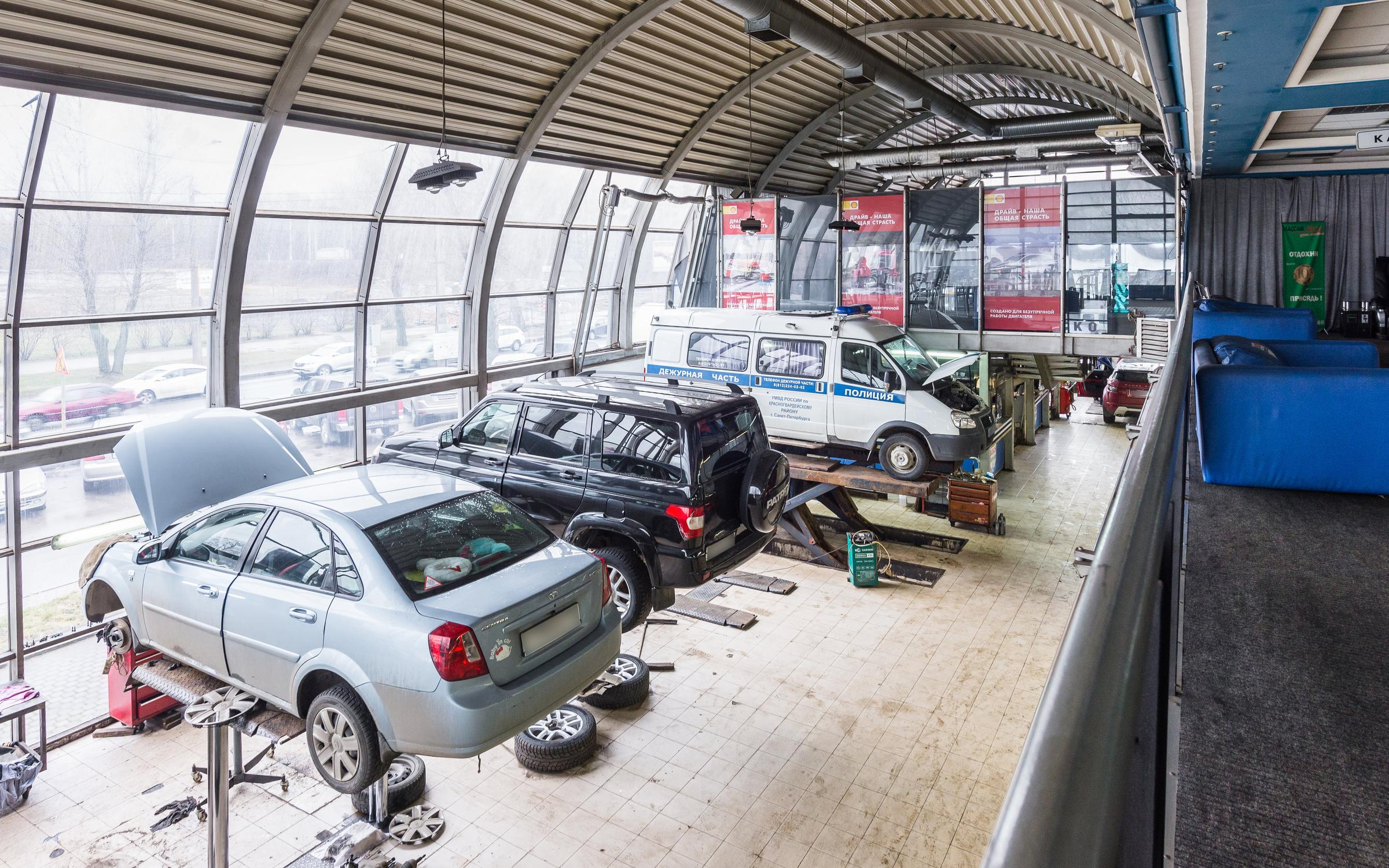 фотография Автосервиса Bosch-Service на шоссе Революции