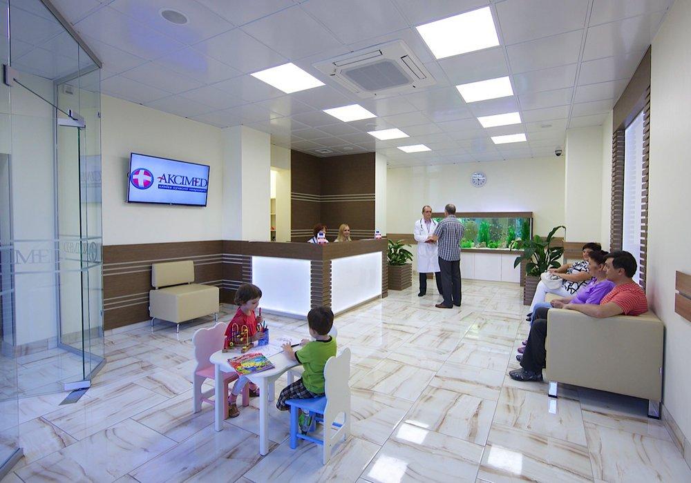 фотография Клиники современной неврологии Akcimed на метро Левобережная