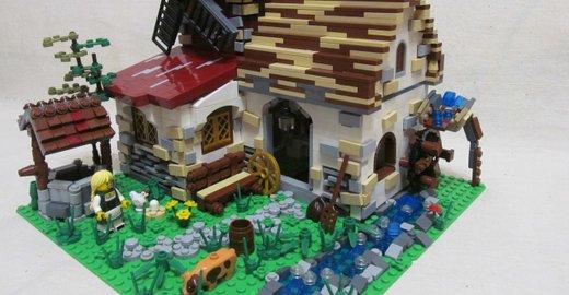 фотография Lego в ТЦ Sbs Megamall