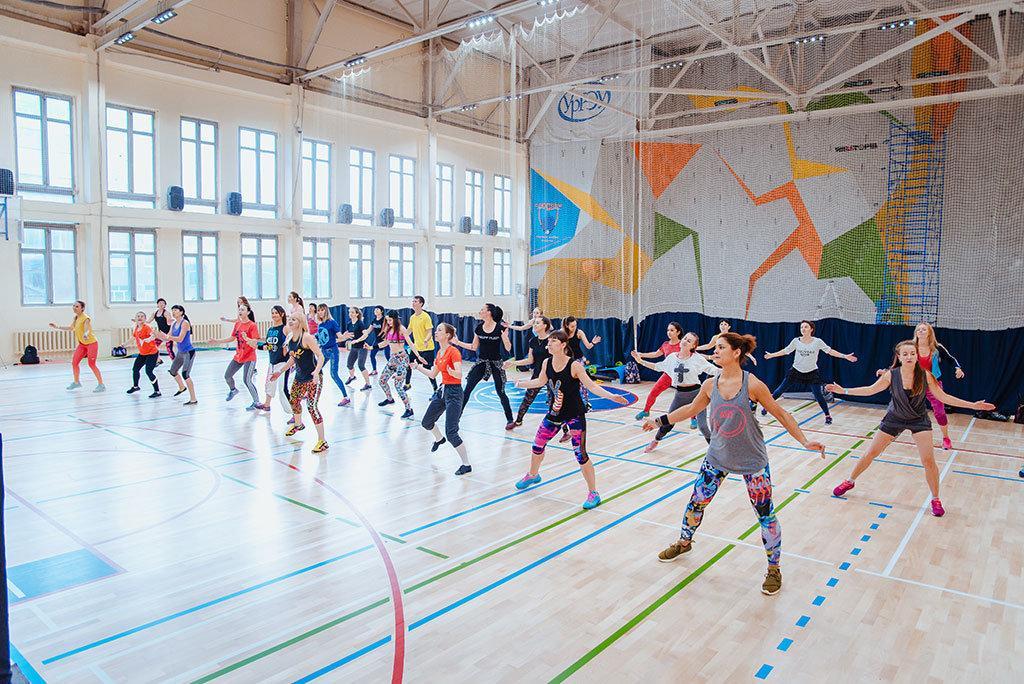 фотография Международный университет фитнес-индустрии
