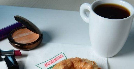 фотография Кофейни Krispy Kreme в ТЦ Европейский
