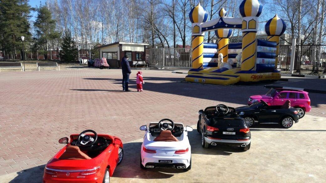 фотография Спортивный парк Атлант на Стадионной улице в Орехово-Зуево