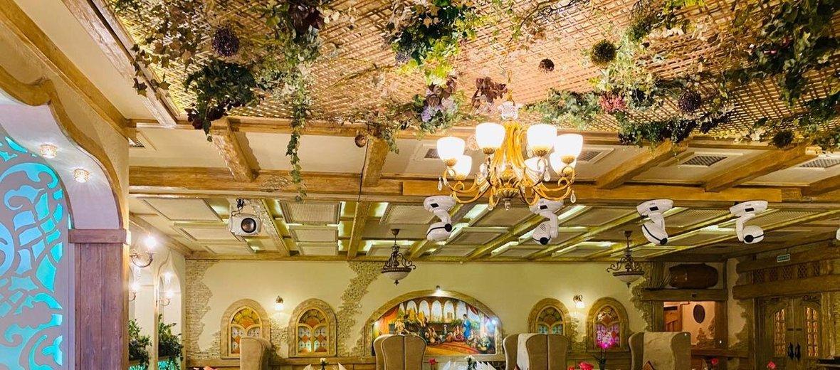 Фотогалерея - Ресторан Шахин шах на улице Маршала Захарова