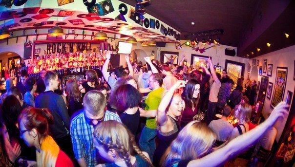 Фотогалерея - Bar&cafe Rock'n'Roll на Сретенке