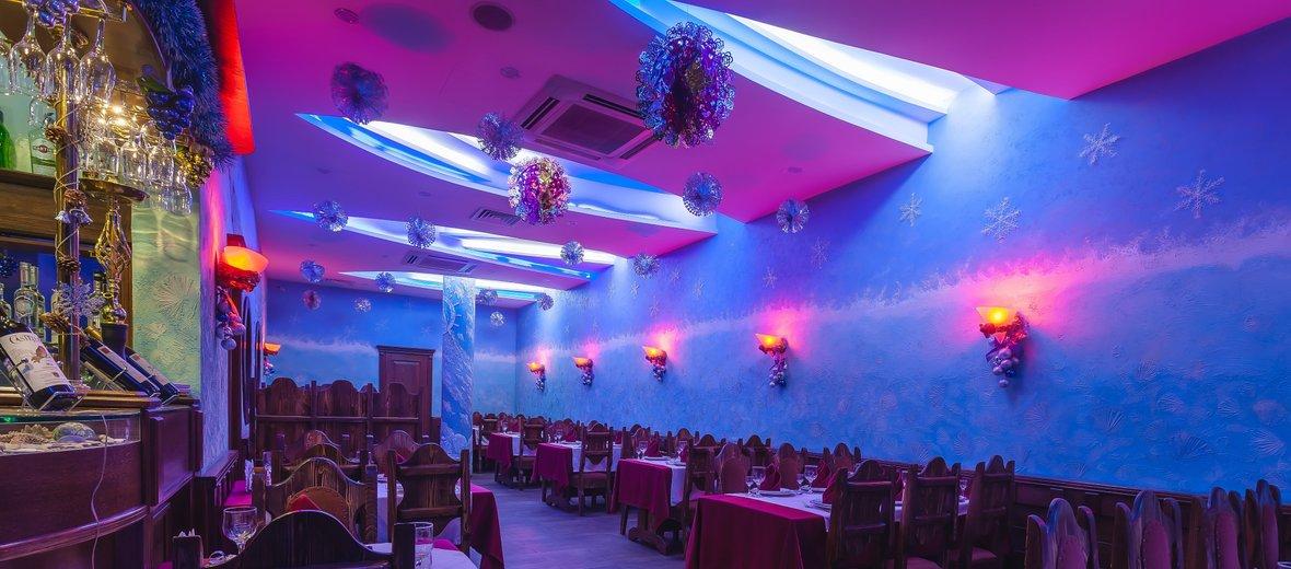 Фотогалерея - Ресторан & бар Парус на Преображенской площади