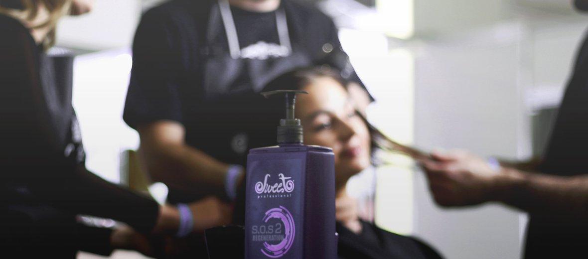 Фотогалерея - Студия восстановления и выпрямления волос Brit Hair Group & Sweet Hair Professional