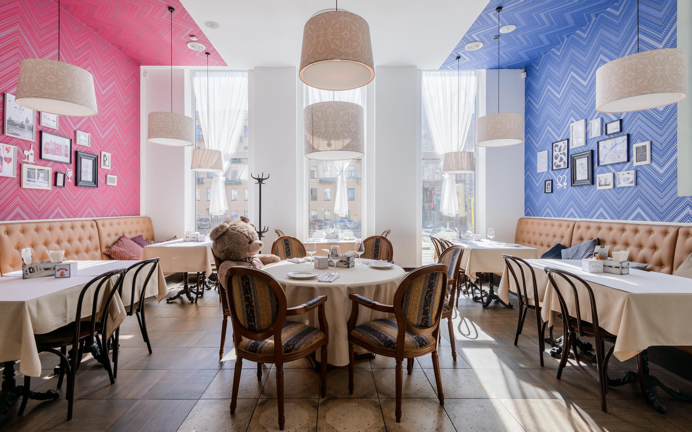 фотография Ресторана Квартира №162 на Лиговском проспекте