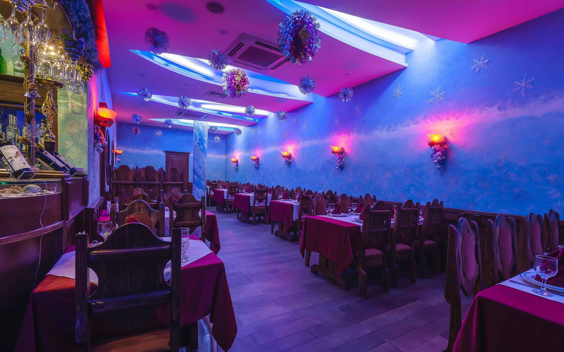 фотография Ресторана & бара Парус на Преображенской площади